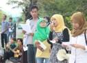 Aksi Damai Bangkitkan Semangat Wanita Indonesia