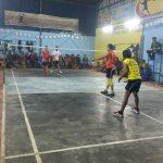Turnamen Badminton Jalin Keakraban Masyarakat Sungai Nanam