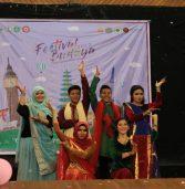 Festival Budaya Unand Buat Pengunjung Berasa Keliling Dunia