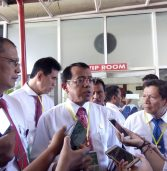 Peserta Ujian Berbasis Komputer Panlok 17 Padang mengalami Peningkatan