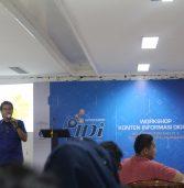 Redaktur Media Indonesia: Saatnya Bercerita dengan Data