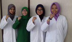 Mahasiswa Unand Temukan Cara Pengolahan Limbah Cair Zat Warna EBT