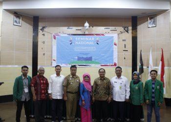 Pemateri Seminar Naional
