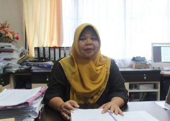 Pimpinan Pusat Bahasa Hidrayani periode 2017.