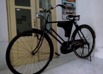 Sepeda Ontel.