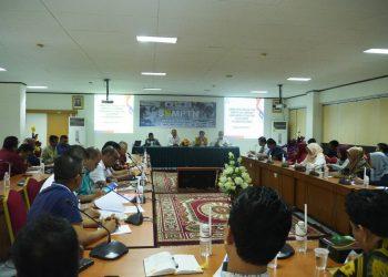Rektor Unand, UNP dan ISI Padang Panjang mengklarifikasi SBMPTN 2018
