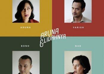 Poster Film Aruna dan Lidahnya. (Source: Google)