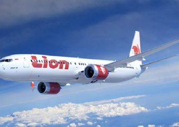 Pesawat Lion Air (foto: Ist).