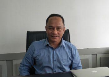 Hasanuddin, Dekan FIB Unand