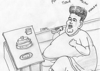 Ilustrator: Iqbal Tri Junaidy