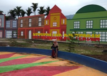 Objek wisata kampung Belanda di Kabupaten Agam, Sumatra Barat
