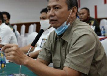 Wakil Rektor II Unand Wirsma Arif Harahap (dok. Unand/Genta Andalas)